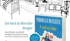 Veronica D. Niculescu, O vara cu Isidor