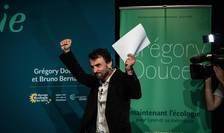 Ecologistul Grégory Doucet a fost ales primar al orasului Lyon în data de 28 iunie 2020