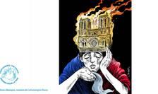 Vestele galbene vor sa protesteze la Notre-Dame sâmbata în conditiile în care exista o interdictie de manifestatie pentru Champs-Elysées si Notre -Dame.