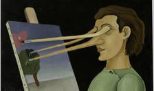 "Victor Brauner, ""Sur le motif"" - 1937"