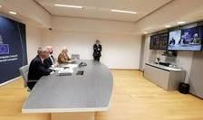 Videoconferinţă a responsabililor europeni, 10 martie 2020