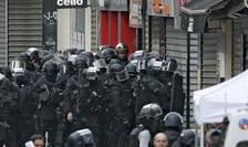 Operaţiune antitero la Saint-Denis (Foto: Reuters/Benoit Tessier)