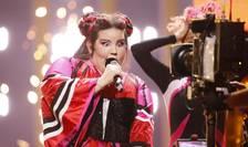 Reprezentanta Israelului la Eurovision 2018, Netta (Sursa foto: eurovision.tv)