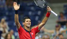 Novak Djokovici, la US Open (Foto: Jerry Lai-USA TODAY Sports via Reuters)