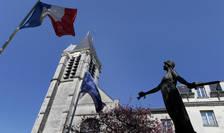 Biserica Saint-Cyr-Sainte-Juliette din Villejuif a fost tinta unui atac terorist avortat în 2015.