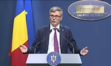 Consumatorii casnici vor primi o subvenție de 18 bani/kWh la factura de energie electrică, iar factura de gaz va fi compensată în proporție de 25%, a anunțat la finalul ședinței de Guvern ministrul Energiei Virgil Popescu.