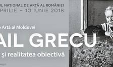 """Expoziția """"Mihail Grecu – Între metaforă și realitatea obiectivă"""", MNAR 2018"""