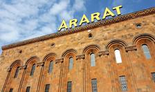 Uzina de brandy Ararat din Erevan, Armenia