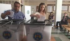 Votanți