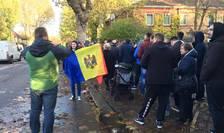 Votare la ambasada Republicii Moldova de la Londra
