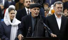 Preşedinte afgan Ashraf Ghani, 20 ianuarie 2020.