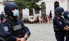 Terorismul islamist a făcut patru victime la Viena pe data de 2 noiembrie.