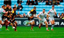 Wasps 31 Exeter 42