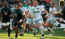 Newcastle Falcons 7 Saracens 29