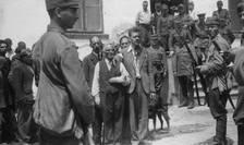 Evrei arestați în timpul Pogromului de la Iași