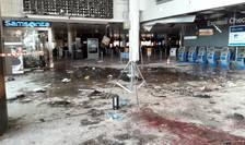 Aeroportul Zaventem din Bruxelles este încă în reparații după ce a fost zguduit de cele două explozii din 22 martie