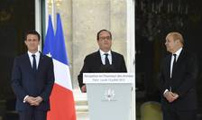 Preşedintele francez, François Hollande (Foto: Reuters/Alain Jocard)