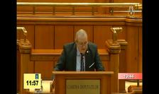 Senatorul PNL Daniel Fenechiu (captură video)