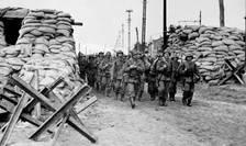 Trupe românești în Odessa, 1941