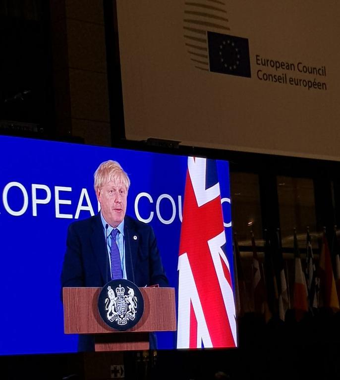 Johnson summit UE