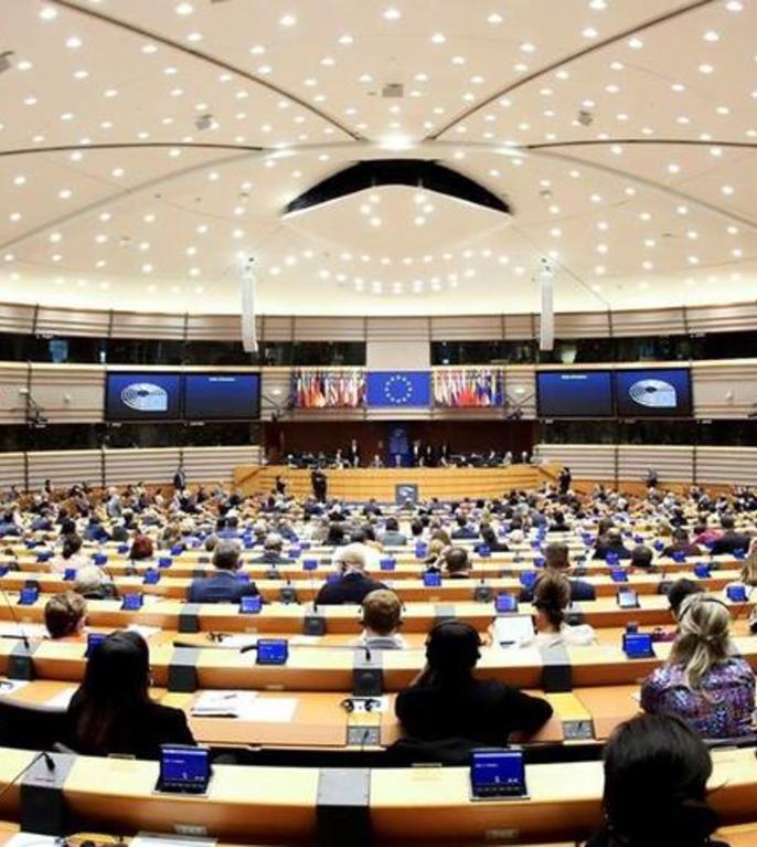 Parlamentul European se implică în criza Covid-19 (Sursa foto: Facebook/Parlamentul European)