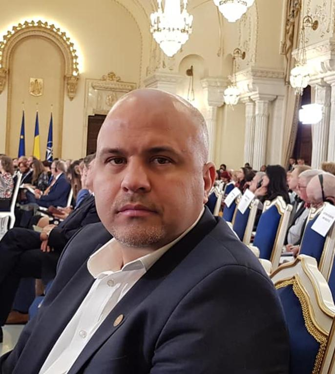 Emanuel Ungureanu: Medicii sunt speriați, se află în prima linie (Sursa foto: Facebook/Emanuel Ungureanu)