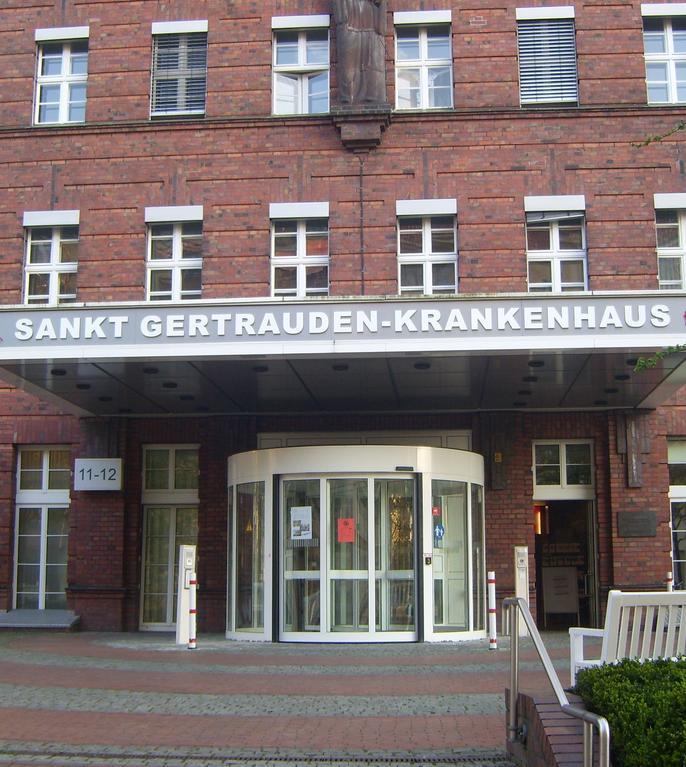 Spitalul Sf. Gertruda din Berlin
