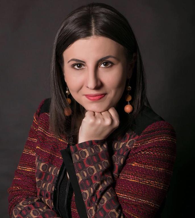 Ioana Constantin candidează pentru Primăria Sectorului 1 (Sursa foto: Facebook/PMP București)