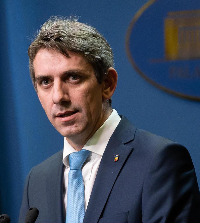 Ionel Dancă: Nu putem ignora semnalele din partea societății (Sursa foto: gov.ro)