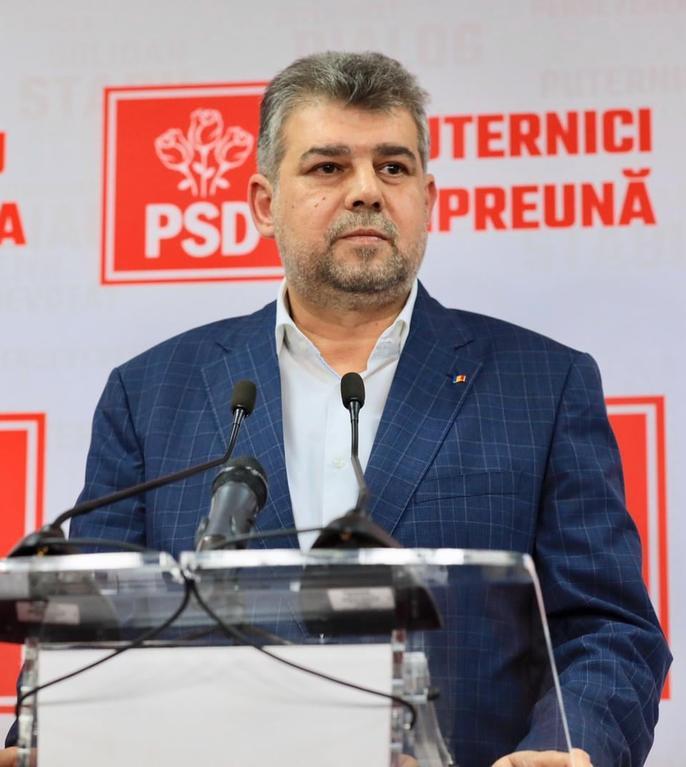 Marcel Ciolacu: PNL să nu se mai lamenteze (Sursa foto: Facebook/Marcel Ciolacu)
