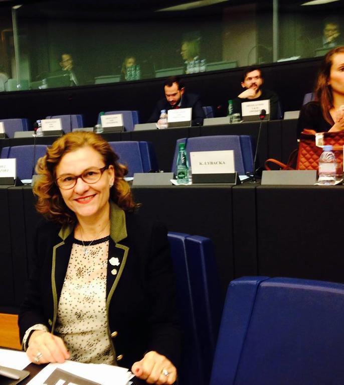 Maria Grapini, critică la adresa președintelui Klaus Iohannis (Foto: Facebook/Maria Grapini)
