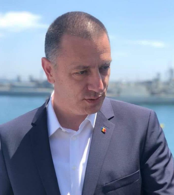 Mihai Fifor vrea să fie primarul Aradului (Sursa foto: Facebook/Mihai Fifor)