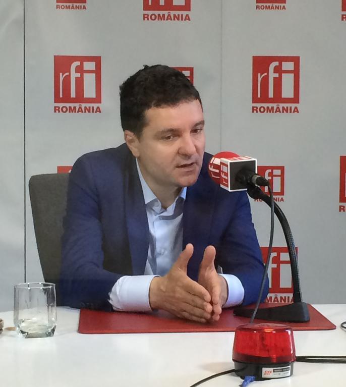 Nicuşor Dan respinge acuzațiile PSD (Foto: arhivă RFI)