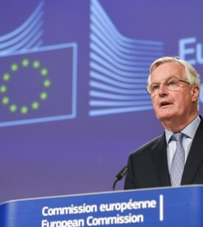 Barnier 5 martie 2020