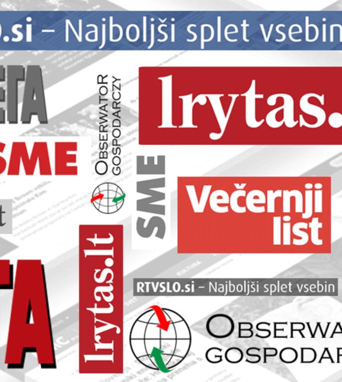 Colaj presa Balcanii de Vest
