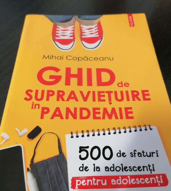 Care sunt efectele pandemiei Covid-19 asupra adolescenților? (Foto: RFI/Cosmin Ruscior)