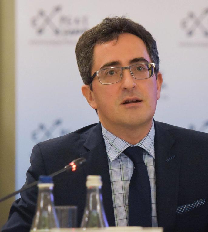 Sorin Ioniță: România trebuie să depună proiecte, pentru a atrage fonduri europene (Sursa foto: Facebook/EFOR)