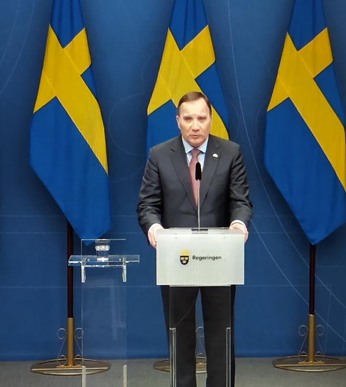 Intrarea în Suedia devine mai dificilă.