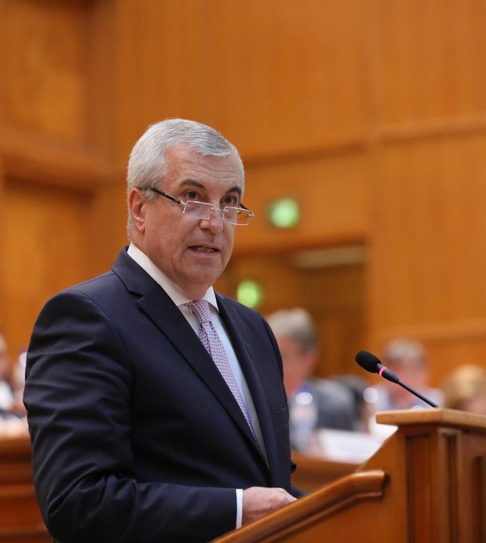 Călin Popescu Tăriceanu critică lipsa unei dezbateri Iohannis-Dăncilă (Sursa foto: Facebook/Călin Popescu Tăriceanu)