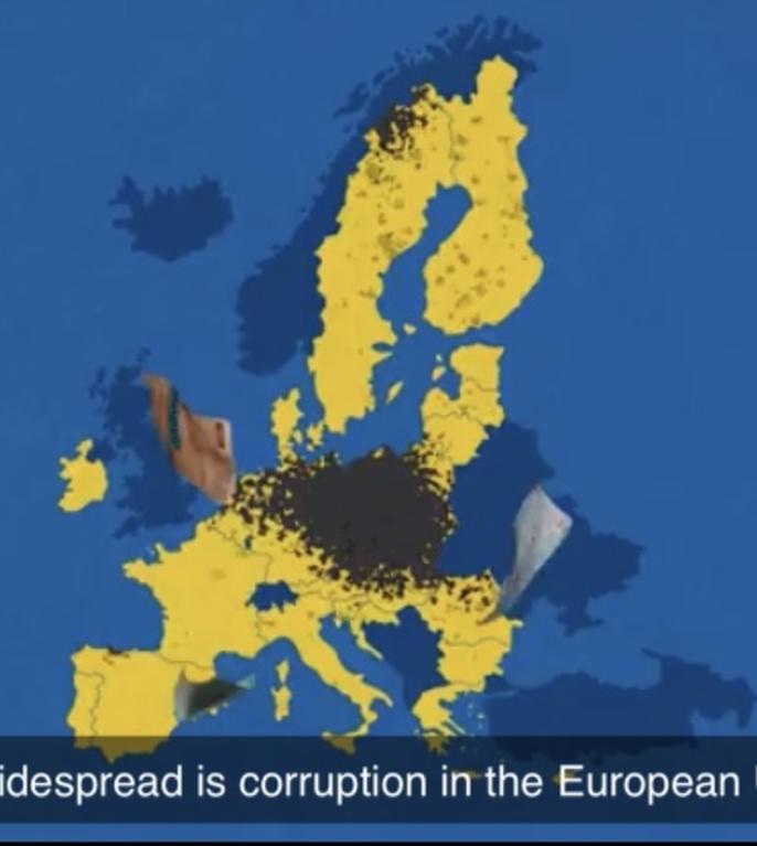 Pandemia a alimentat sentimentul de corupţie în Uniunea Europeană, arată un raport Transparency Internațional.