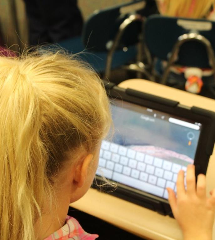 Elevii vor putea primi gratuit, la cerere, tablete pentru cursuri online (Sursa foto: pixabay)