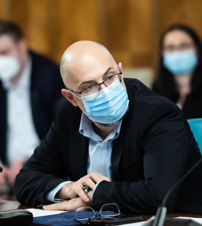 Kelemen Hunor speră că ritmul vaccinării va crește (Sursa foto: gov.ro)