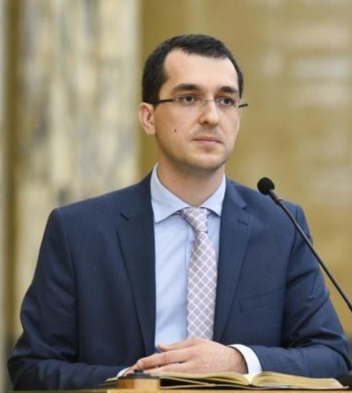 Vlad Voiculescu critică relaxarea autorităților, pe fondul coronavirusului (Sursa foto: Facebook)