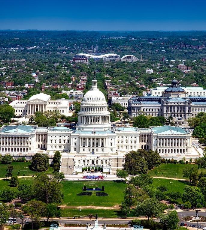 2019 a început în SUA sub semnul unei majore schimbări parlamentare