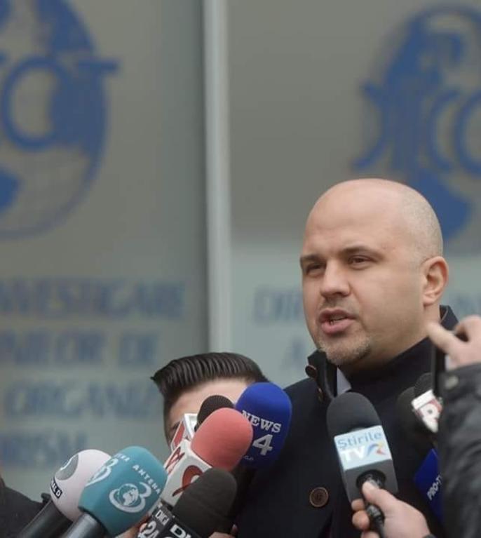 Emanuel Ungureanu cere audierea premierului Ludovic Orban în dosarul Unifarm (Sursa foto: Facebook/Emanuel Ungureanu)