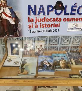 Expozitia de carte dedicatà lui Napoleon la Biblioteca militarà nationalà dureazà pânà la sfârsitul lunii iunie.