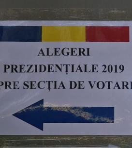 În primul tur al alegerilor prezidenţiale, Klaus Iohannis a obţinut 37,82% din voturi, iar Viorica Dăncilă - 22,26%.