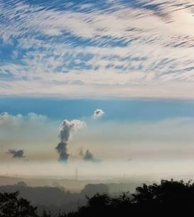 Poluarea aerului din București depășește regulat normele maxime admise (Sursa foto: pixabay-ilustrație)