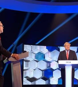 Dezbatere BBC între Boris Johnson și Jeremy Corbyn