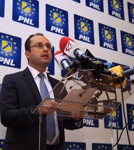 Cristian Buşoi vrea un Guvern condus de PNL (Sursa foto: Facebook/Cristian Buşoi)